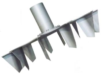 aerators o2max rotor