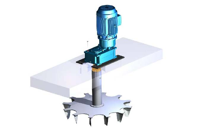 aerators o2max schematic
