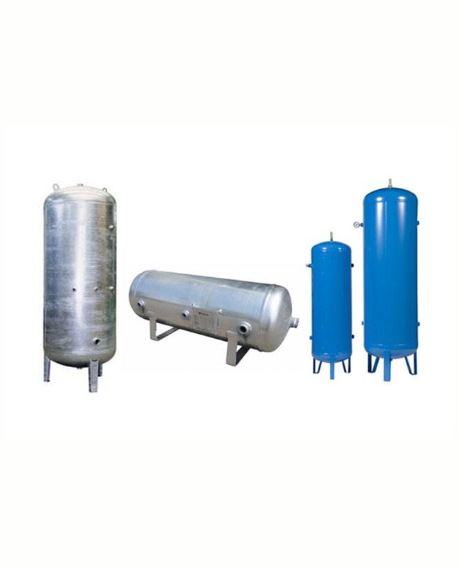 Резервоари за сгъстен въздух