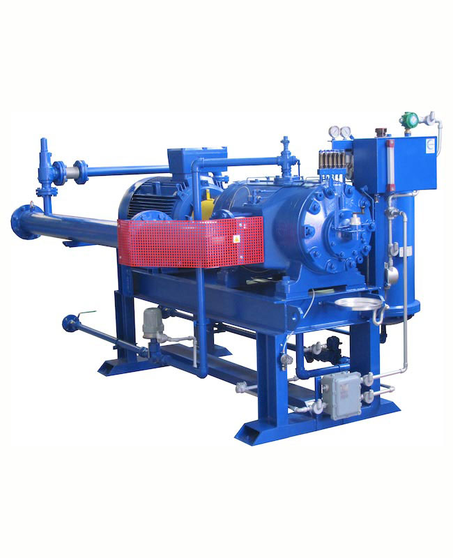 Роторно ламелни биогаз компресори - RF/RFL серия