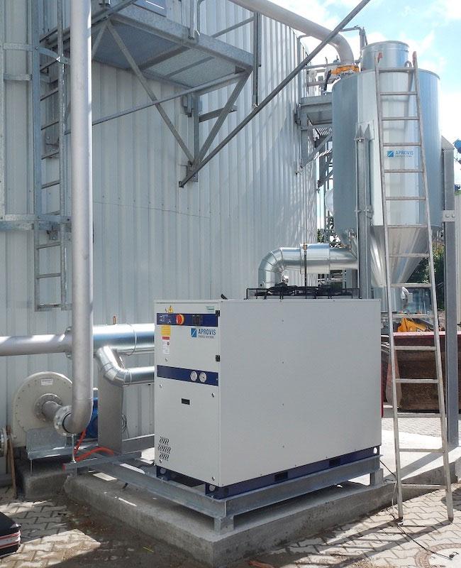 Третиране на биогаз