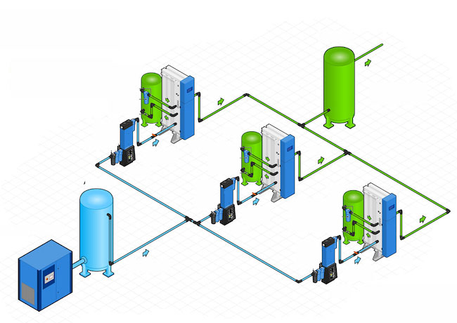 Надграждане на системи / Енергийна ефективност