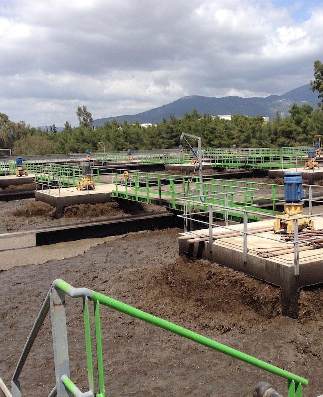 Повърхностни аератори за отпадъчни води  - O2max и O2rotor серии