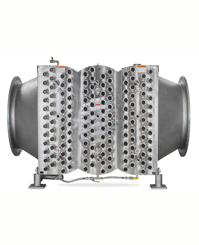 UV система за питейни води за големи ГПСПВ - TrojanUVFlex серия