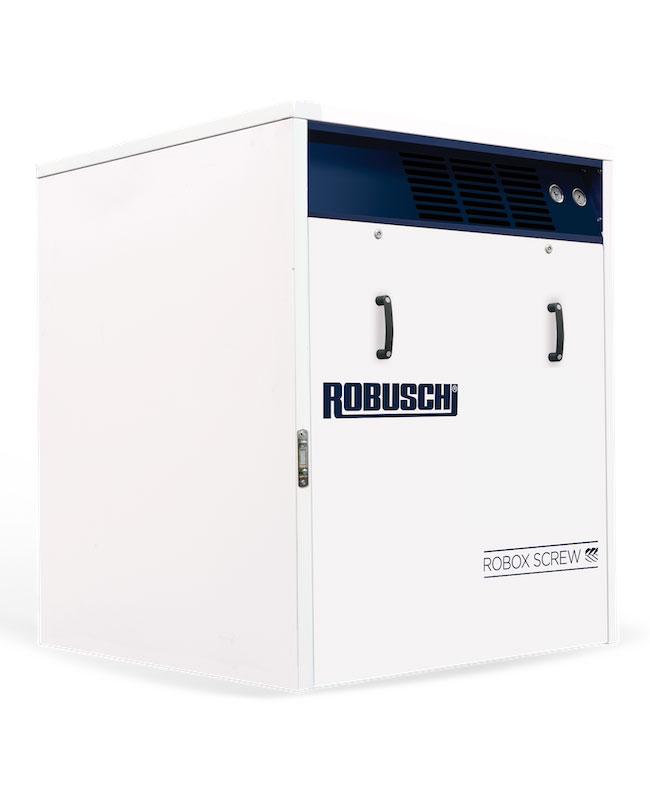 Конфигурация винтови въздуходувки за вакуум - ROBOX Screw серия