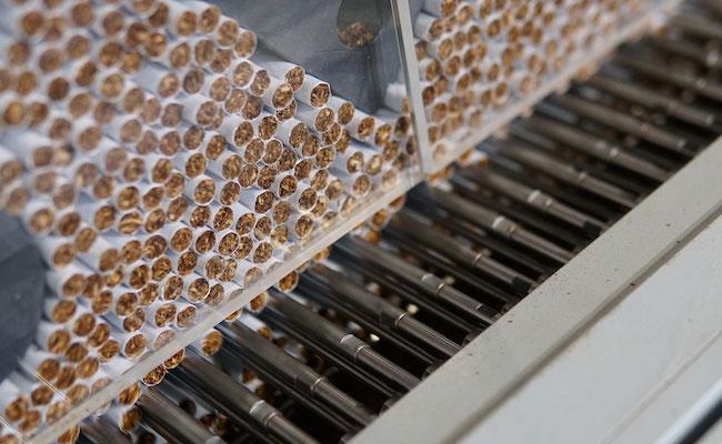 Тютюнева промишленост